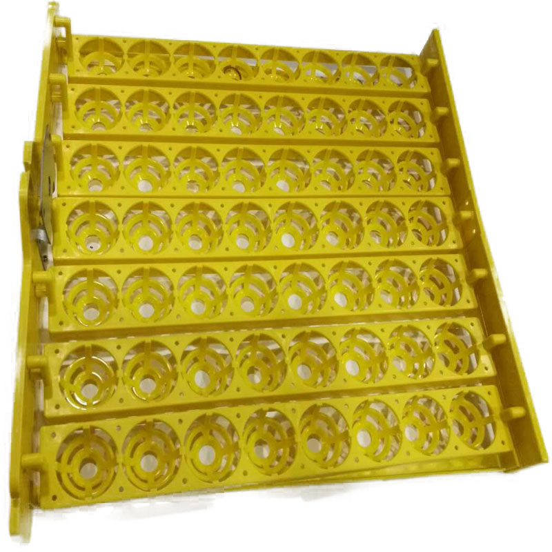 56 Eggs Tray Without Motor Use for Chicken Duck Eggs Incubator in Bird Feeding from Home Garden