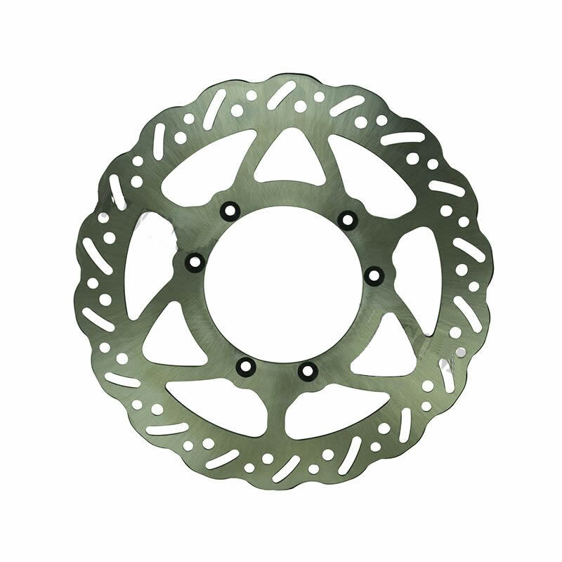 ФОТО FRONT BRAKE DISCS BRAKE SUITABLE TO ALL MODELS CR/CRF/125/250/450/500/R/X MOTOCROSS ENDURO  MOTORCYCLE MOTOCROSS