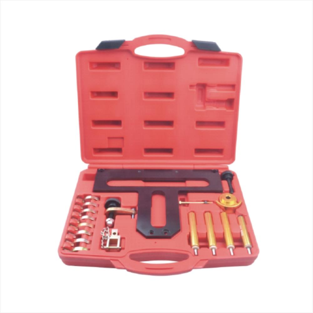 18 Pcs Petrol Engine Timing Locking Tool Kit For BMW N42 N46 wholesale 2 2 2 5 dci engine camshaft timing tool crankshaft alignment locking set for renault auto repair tools 2pcs lot