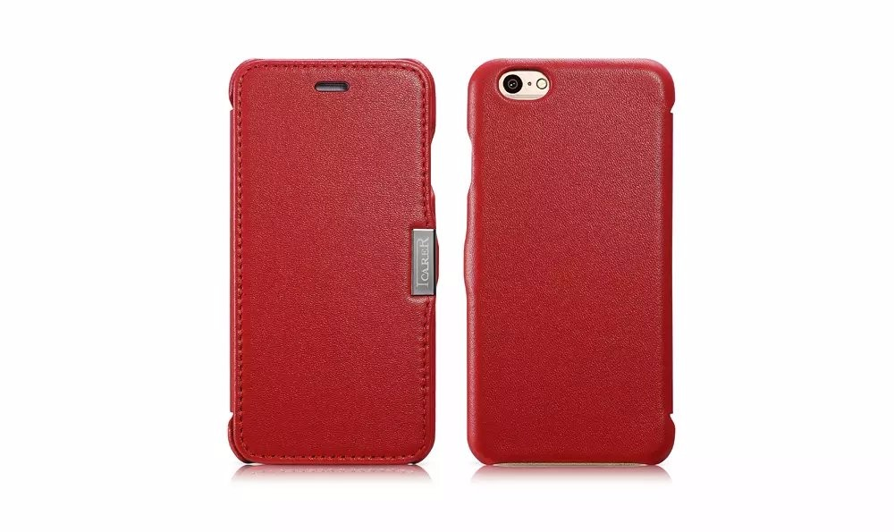 For iphone 6 6s plus flip case mobile phone leather case (4)