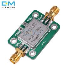 LNA 50-4000 МГц RF SPF5189 NF 0.6dB низкий уровень шума усилитель сигнала приемник плата беспроводной связи модуль с защитным корпусом