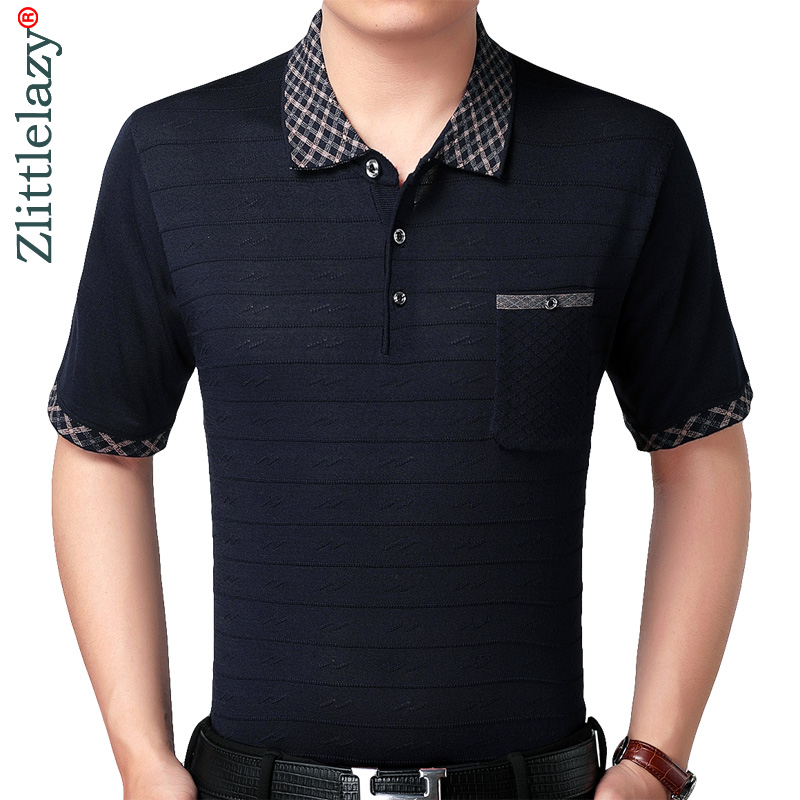 2018 real pocket bodybuilding short sleeve   polo   shirt men striped   polos   summer pol tee shirts mens dress poloshirt jersey 7511