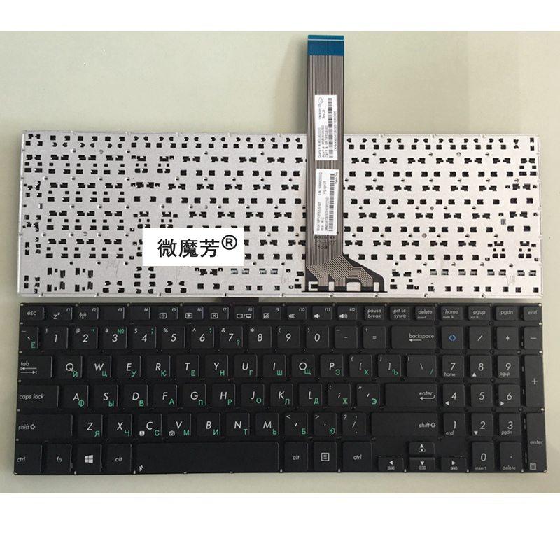 Russian NEW Keyboard FOR ASUS S551 S551LA S551LB V551 V551LN S551L S551LN K551 K551L RU laptop keyboard sheli s551lb motherboard for asus asus k551l k551lb k551ld k551ln s551l s551lb s551ld s551ln laptop motherboard i3 4010u new