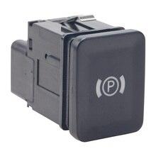 For VW Passat R36 B6 C6 CC Universal Car Electronic Parking Brake Button Switch Handbrake  EPB 3C0927225C