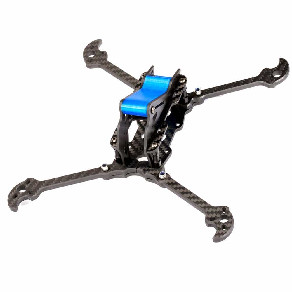 US $72 87 9% OFF|iFlight TAU 5/5 5/7 inch Frame Kit MultiCopter Hexacopter  FPV Racing Drone kit-in Parts & Accessories from Toys & Hobbies on