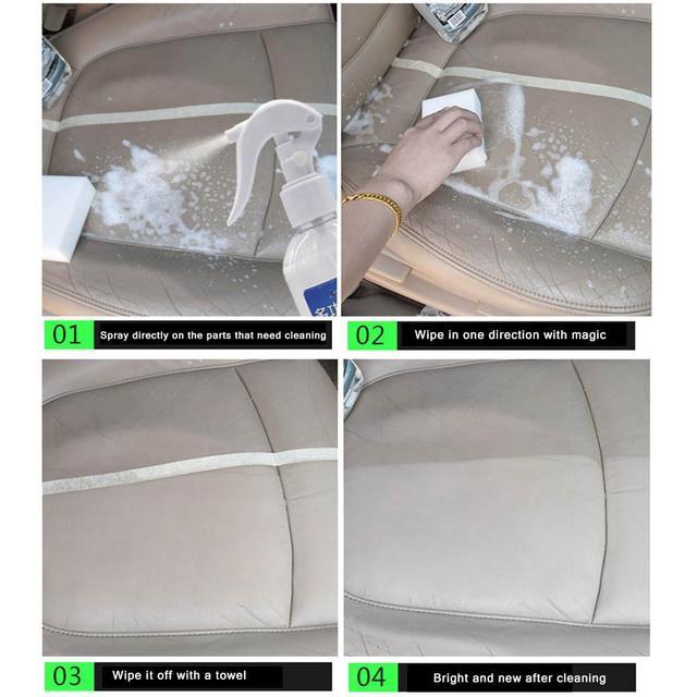 Agent de nettoyage multi-usage pour voiture tissu et cuir 2