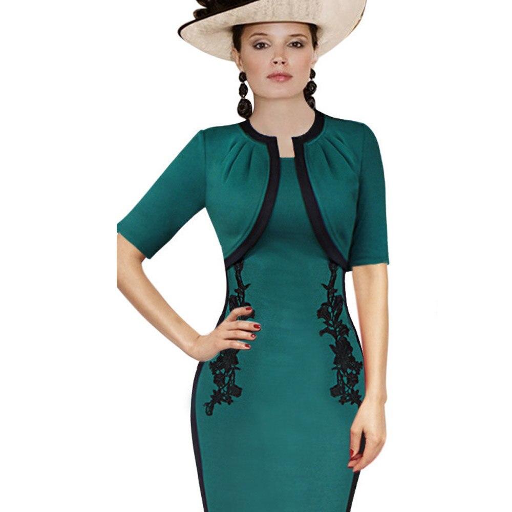 Free Shipping Fashion Women Elegant Party Dress Short Sleeves High ...