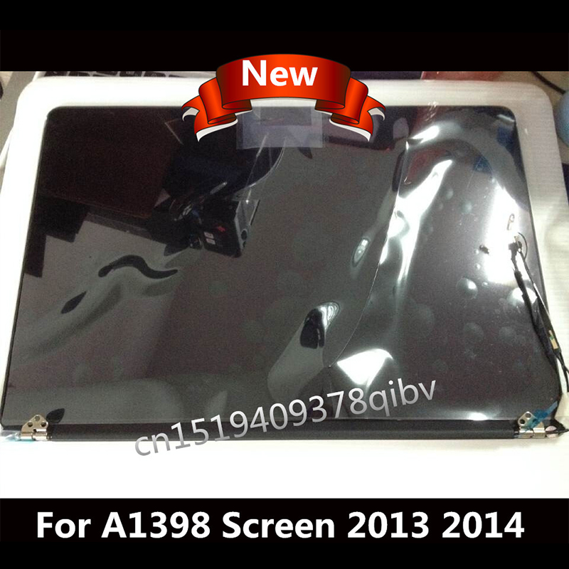 Tested A1398 LCD Assembly For Macbook Pro Retina 15.4 A1398  Display Assembly of Late 2013 Mid 2014Tested A1398 LCD Assembly For Macbook Pro Retina 15.4 A1398  Display Assembly of Late 2013 Mid 2014