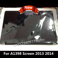 Тестирование A1398 ЖК-дисплей в сборе для Macbook Pro retina 15,4 «A1398 Дисплей сборки поздно 2013 Mid 2014