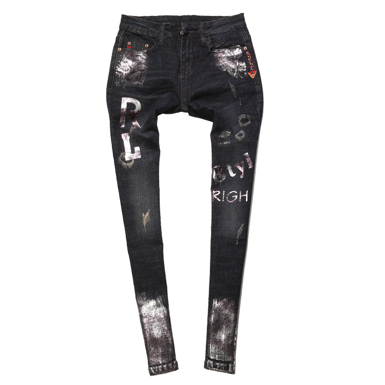 Ladies Colored Jeans Promotion-Shop for Promotional Ladies Colored ...
