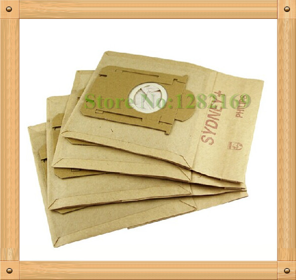 цена на 10 pieces/Lot Vacuum Cleaner Bags Filter Paper Bag Dust Bag for electrolux  Airclean,Airmax ZAM, Bolido,Clario,S-bag series etc.