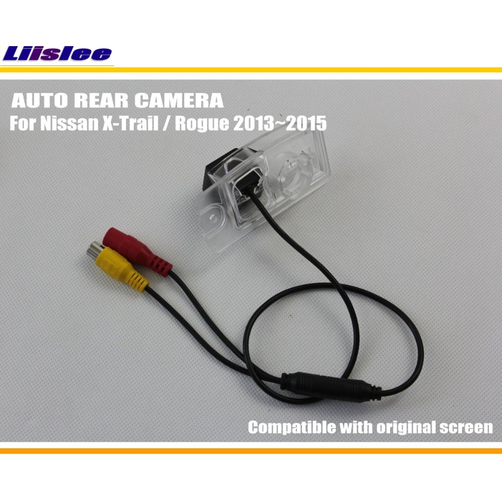 Liislee Auto Achteruitrijcamera / Reverse Camera Voor Nissan Qashqai - Auto-elektronica - Foto 3
