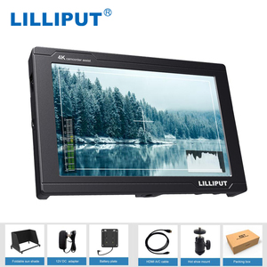 Image 1 - Lilliput FS7 Metal housing Full HD 7 Inch SDI Monitor With 4K HDMI Camera Assist