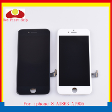 10Pcs/lot For iphone 8 LCD Screen Pantalla monitor Display Touch Digitizer Complete OEM Original