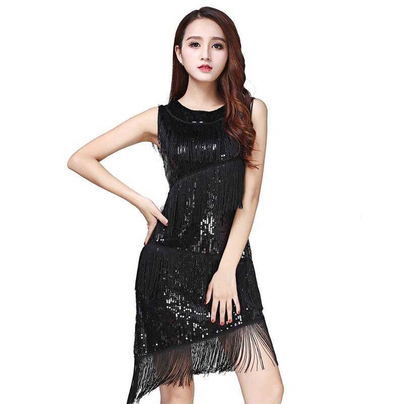 2914709c TiaoBug mujeres sin mangas asimétrica malla Ballet danza Maxi vestido con  leotardo incorporado bailarina escenario danza