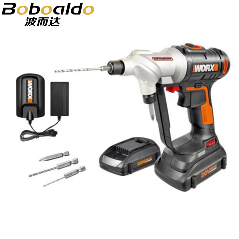 WORX electric cordless screwdriver 20V Li-ion with 1*20V battery 1charger WORX WX176 влажный корм pro plan nutri savour sterilised для стерилизованных кошек индейка 85г