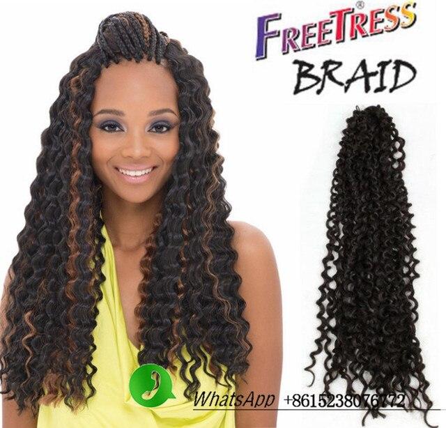 Deep Twist Crochet Braids Freetress Braids Deep Twist Hair Extension
