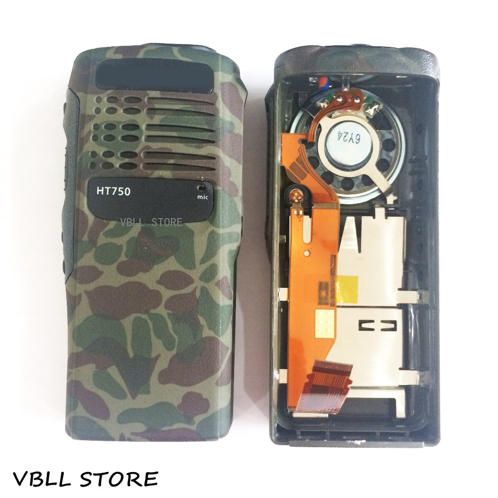 New 2-Way Radio Refurbish case Housing Kit for Motorola XPR6550 Speaker mic
