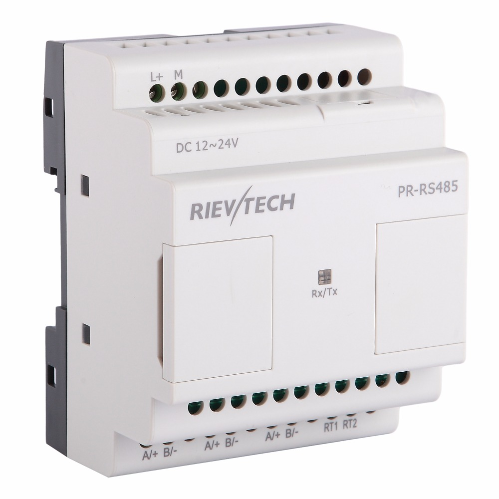 RIEVTECH,Micro Automation Sulutions Provider. Programmable Relay PR-RS485