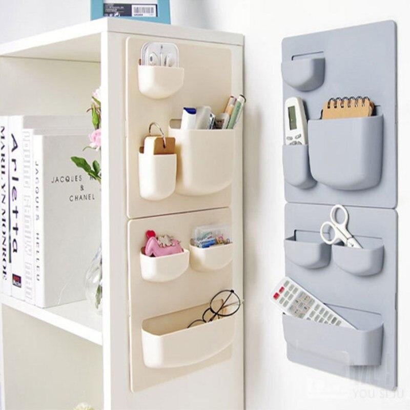 Storage Organizers Adhesive Cabinet