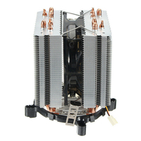 Aluminum Heatsink PC Radiator CPU Coolers 6 Pipes Accessaries Computer Integrated Thermal Practical Coolling Fan For Intel