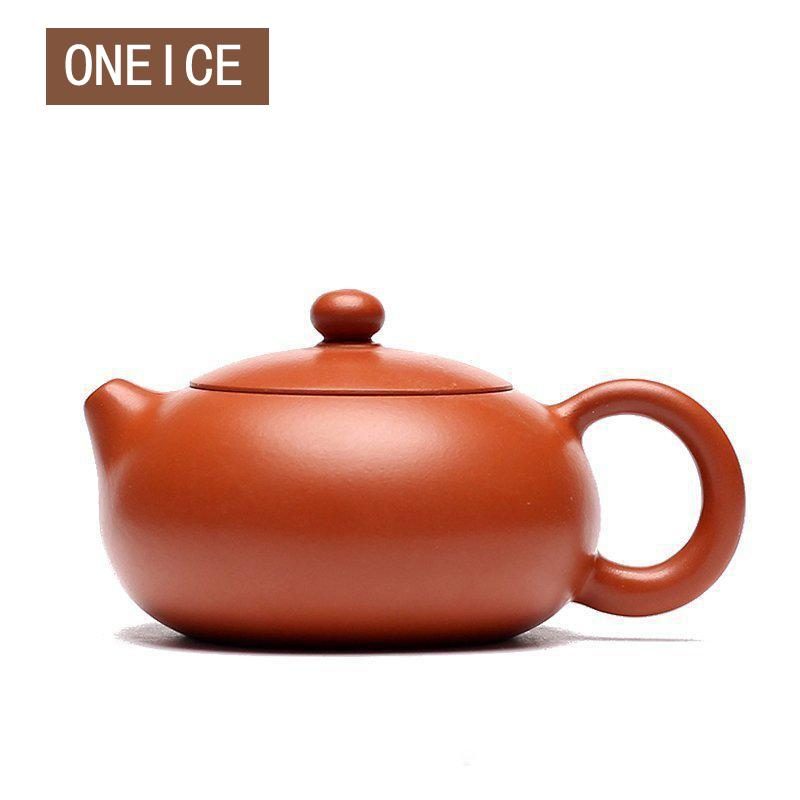 Bules Yixing Teaware Bule de Chá Kungfu chinês Mão Cheia Feito Autor Fang Shan Zhu ni Xishi Bule Lama 170 ml