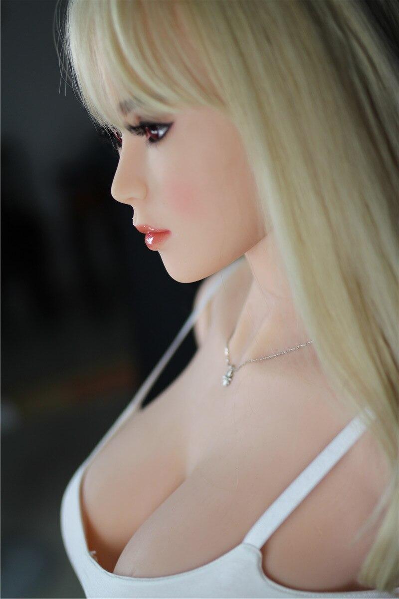 Silicone Sex Doll for Men Realistic Real with Bone Love Doll Big Breast Masturbator Vagina Pussy Adult Sexy ToysSilicone Sex Doll for Men Realistic Real with Bone Love Doll Big Breast Masturbator Vagina Pussy Adult Sexy Toys