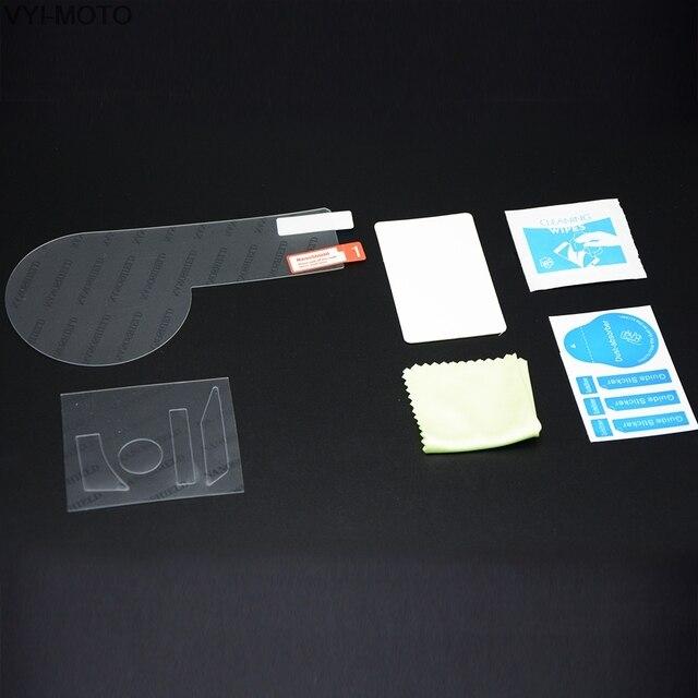 Fur BMW S1000RR 12 14 Armaturenbrett Schutz Aufkleber Motorrad Speedomter Instrument Dash Panel