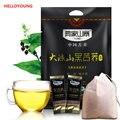 Black Buckwheat Tea black tartary buckwheat plantule full tea 1000g tea bag+gift