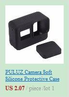 PULUZ профессиональный конденсаторный интервью с микрофоном видео микрофон с 3,5 мм аудио кабель для DSLR и DV видеокамеры