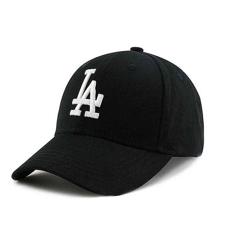 2018 female   baseball     cap   Korean letters tide brand summer hats for women   caps   men bucke Sun hat snapback cotton Casquette bone