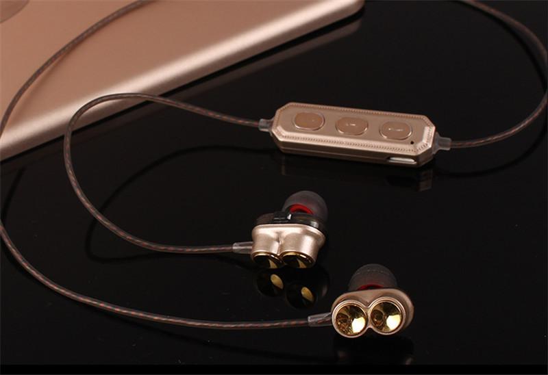 4.1 Running Sport Magnet Bluetooth Headset headphone 5