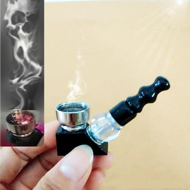 Tobacco Stems Smok Gifts  Metal Pipes Portable Creative Smoking DIY Pipe Herb Tobacco Narguile Weed Smoke Cigarette Holder