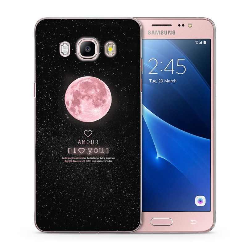 TPU luxe pour Samsung Galaxy A3 A5 2016 2017 prime J1 J2 J3 J5 J7 TPU couverture souple colorée Cool Cartoon coque arrière Fundas L138