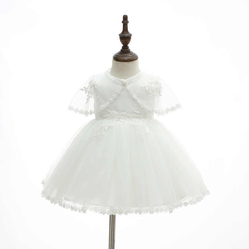 IYEAL vestidos de bautizo para bebés vestidos de bautismo para niñas vestidos de verano para bebés bodas 3 uds