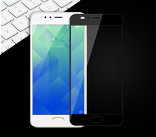 Full Protection For Meizu M5S Tempered Glass Movie 9H UltraThin Premium Display screen Protector Cowl For Meizu M5S Meilan 5S Display screen