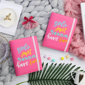 Image 3 - Lovedoki Candy Color Spiral Notebook Personal Journal Diary A5 Planner Organizer Agenda 2019 Stationery Store School Supplies
