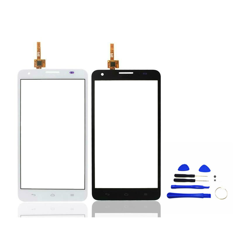 RTBESTOYZ Replacement Mobile Phone Touch Screen Digitizer For Huawei Honor 3X G750 Touchscreen Front Glass Sensor Panel