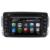 Wince6.0 doble din sistema multimedia 3G Radio de Coche para Mercedes W203 gps Bluetooth cámara de Vista Trasera Canbus mapa Gratuito TV