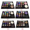 Super Makeup Eye Shadow Shimmer Natural Naked Eyeshadow Palette Tool Kits Sets