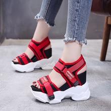 Summer Women Gladiator Sandals Women Elevator Casual Sport S