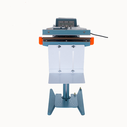 Foot pedal Impulse Sealer ,heat sealing machine,aluminum foil bag plastic bag sealer seal length 450mm 17.5 inch