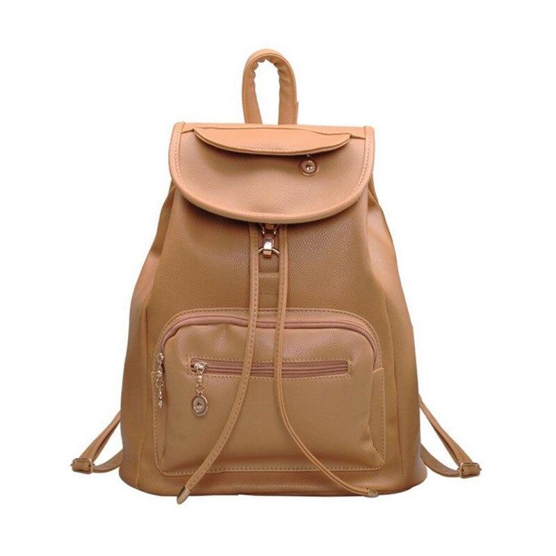 pequena viagem mochilas para meninas Abacamento / Decoração : Nenhum