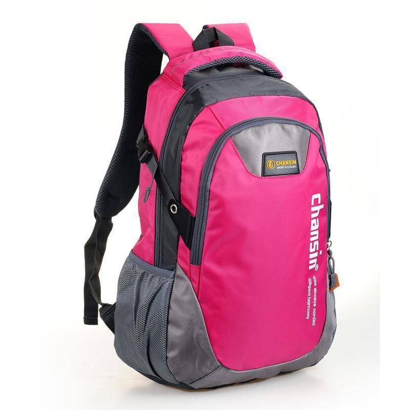 Korean style ultralight student school bags for teenagers sport travel backpack outdoor  laptop bags women&men 2015 Q2