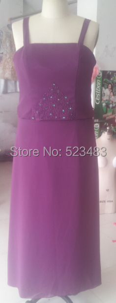 6b6dfcf2d3d 2014 New Free Jackt New Purple Grandmother of the Bride Pant Suits Wedding  Guest Occasion Dress Shop Floor Length Plus Size 14-in Mother of the Bride  ...