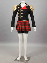 Final Fantasy Type-0 Suzaku Peristylium Class game cosplay Seven cosplay Halloween Costumes