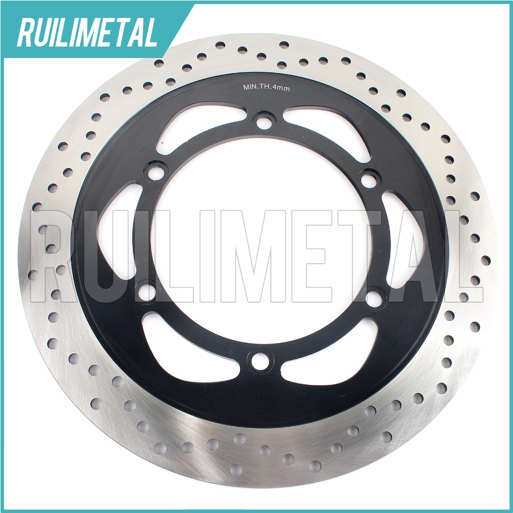 Front Brake Disc Rotor for VF 750 CD Magna Deluxe 1995 1996 1997 1998 1999 2000 2001 2002 2003 VF 750 Custom 93 94 95 96 97 98 bikingboy front brake disc rotor for honda vf 250 v twin magna nt hawk gt 650 ntv revere 650 vf shadow 750 ace aero 1100 88 2007