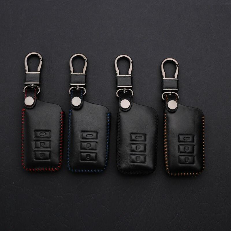2014 Lexus Es 300h: Hand Stitched Leather Car Key Cover For Lexus ES 300h 250