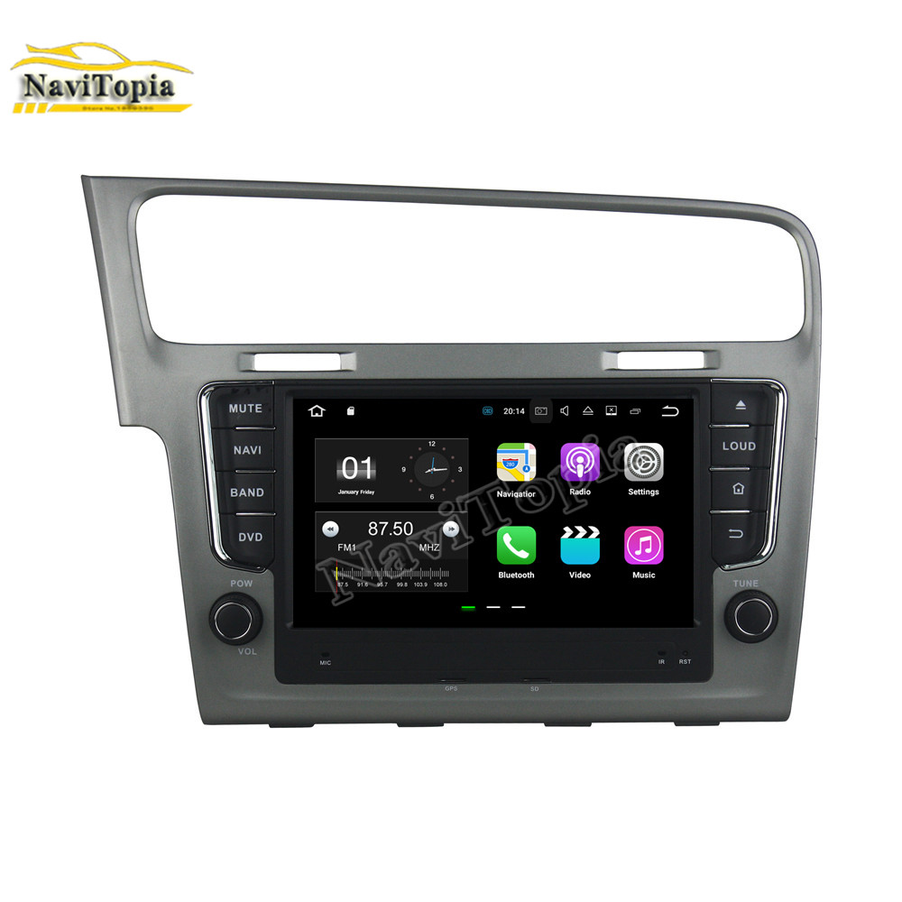 buy navitopia 8inch android 8 1 car dvd. Black Bedroom Furniture Sets. Home Design Ideas