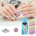 Hot Sale 100% Real Nail Polish Strip Full Nail Colorful Nail Sticker Nail Art Tools for Women Beauty Gift